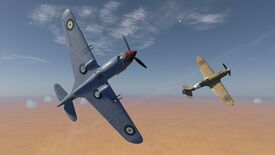 Image for The Flare Path flings Tomahawks (about the sky)