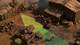 Image for Desperados III is Shadow Tactics wearing a lovely cowboy coat that lets you pause