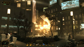 Image for Restore Deus Ex: Human Revolution's golden glow in the Director's Cut with this mod
