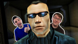 Image for Come watch a newcomer and a forgetful veteran play Deus Ex live