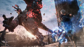 Image for Dante's motorcycle crimes: Devil May Cry 5 released