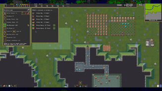 Image for Dwarf Fortress's new mouse menus make it so much easier to dig deeper