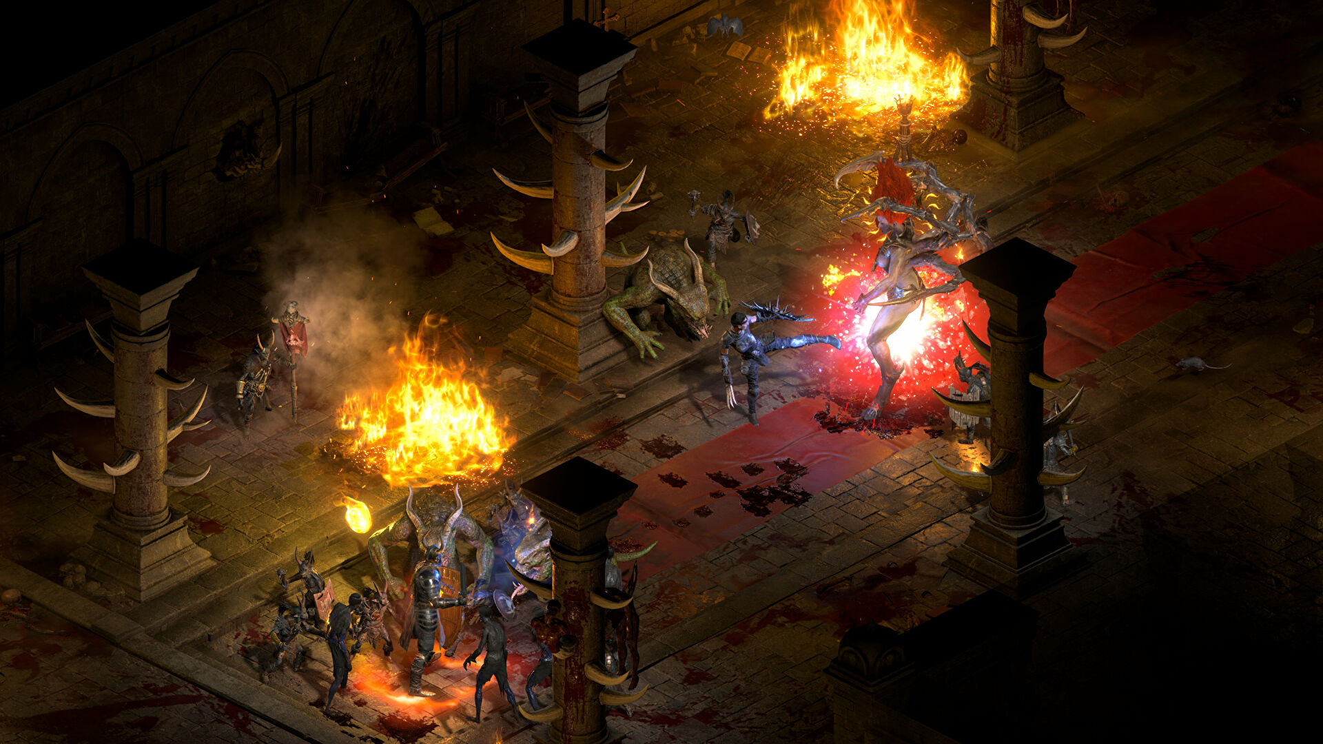 Diablo 2: Resurrected won't replace the original, and will support mods