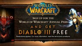 Image for Diablo III Free To Twelve Month WoW Subs