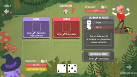 Image for Dicey Dungeons can now be played in Irish, with a gamepad