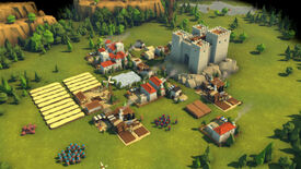 A medieval settlement in Diplomacy Is Not An Option
