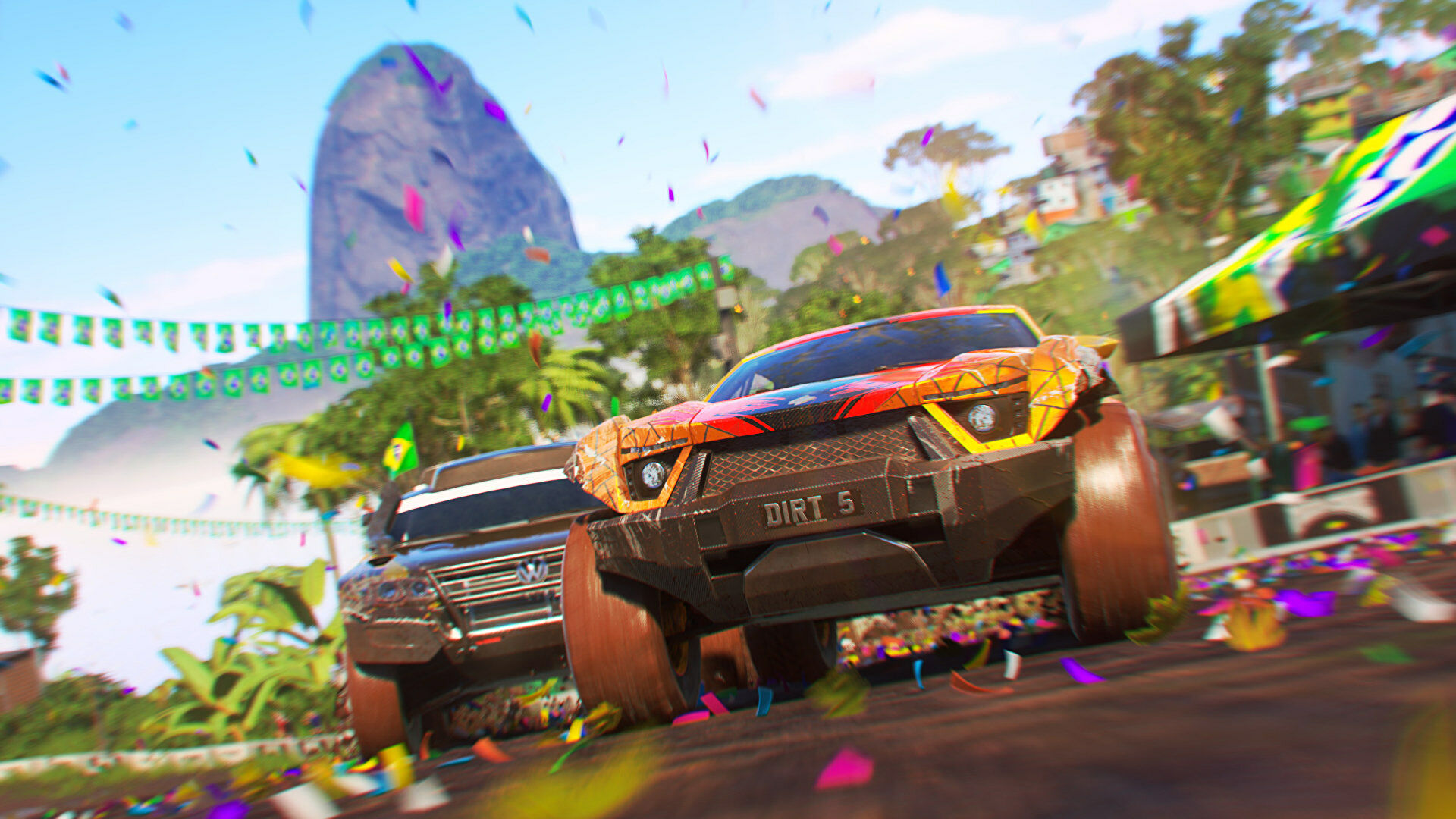 Electronic Arts have bought Codemasters