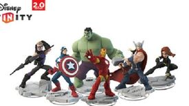 Image for Win-Toy Soldiers: Disney Infinity - Marvel Super Heroes