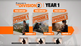 Image for The Division 2 Year 1 Pass - new missions & specializations, The Division 2 DLC & Year 1 roadmap