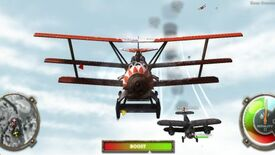 Image for DogFighter Gets Dedicated Servers, Demo