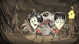 Image for Don't Starve Together: A New Reign brings shadow queen, new bosses, further death