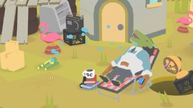 Image for Today you can start chucking stuff down a hole in Donut County