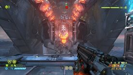 Image for Doom Eternal Doom Hunter Base collectables: all secrets in the fourth mission