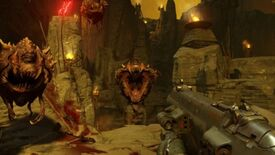 Image for Doom Isn't About Chainsaws, Guns And Gore, It's About Moving Sideways