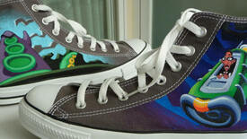 Image for Maniac Fashion: Day Of The Tentacle Shoes