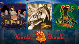 Image for Double Fine's 20th Anniversary Humble Bundle is a right steal