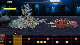 Image for Double Kick Heroes adds more modes so your guitar doesn't have to weep