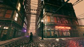 Image for Shadows Of Doubt is a first-person detective sim in a procedural city