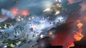 Image for Colour & Chaos: Exploring The Art And Mechanics Of Warhammer 40,000 Dawn Of War III