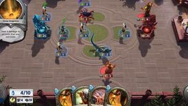 Image for Hand of The Gods: Smite Tactics is out today
