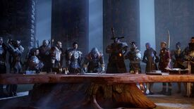 Image for Dragon Age 4 was to be about magical heists until 2017 reboot