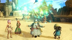Image for Dragon Quest Heroes II is out (with some sad at co-op)