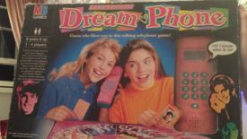 Image for Wot I Think: 1996 Electronic Dream Phone