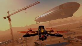 Image for The Flare Path: Drones On