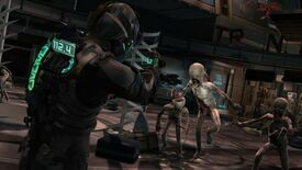 Image for Space Biff: Dead Space 2's Multiplayer