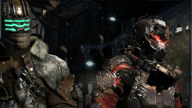 Image for The Bonding Of Isaac: Dead Space 3's Odd Couple Co-Op