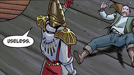 Image for Dungeon Read: Sieging Comics