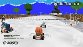 Image for Free fan-racer Sonic Robo Blast 2 Kart is brilliant knockabout fun