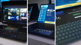 Image for The good, the bad and the ugly of tomorrow's dual-screen gaming laptops
