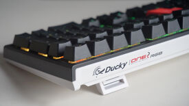 Image for The Ducky One 2 isn't perfect, but it's still one of the best keyboards I've ever used