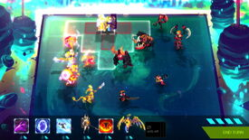 Image for Oh: Kickstarted Tactics 'Em Up Duelyst Will Be F2P Instead