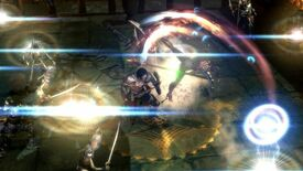 Image for First In-Game Dungeon Siege III Footage