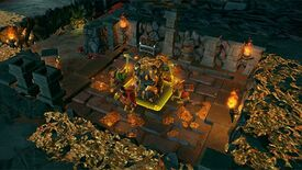 Image for Dungeons 3 out next week, features more keeping and more overworlding
