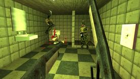 Image for Retro FPS Dusk strafes into early access