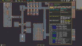Image for Dwarf Fortress's new UI looks so beautiful I could cry, despite still looking like this