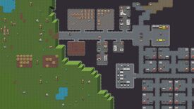 Image for Dwarf Fortress shows off its new UI with a lunchtime shrine