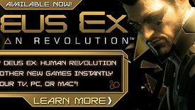 Image for Retail Deus Ex HR Coming With OnLive Code