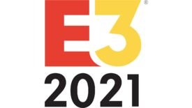 The logo for E3 2021.