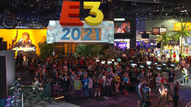 A picture of what the E3 2021 show floor might look like if there wasn't a pandemic