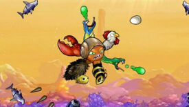 Image for Play as an eight-legged freak in Plants vs Zombies designer's next game