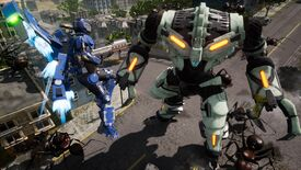 Image for Earth Defense Force: Iron Rain is now smashing bugs on PC