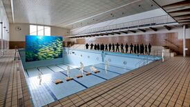 Image for Experimental Gameplay In A Swimming Pool