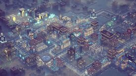 Image for Blade Runnery city builder Industries Of Titan is out now in early access