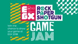Image for Make a game for EGX's game jam contest and you could show it there