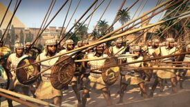 Image for Pyramid Scheme: Total War II Egyptian Faction Revealed