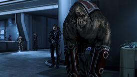 Image for Mass Effect: Annihilation is a tie-in novel that will reveal the fate of the Quarians and Elcor